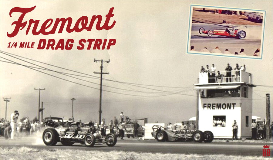 Fremont Drag Strip T-Shirt