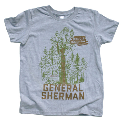 Kids General Sherman T-Shirt