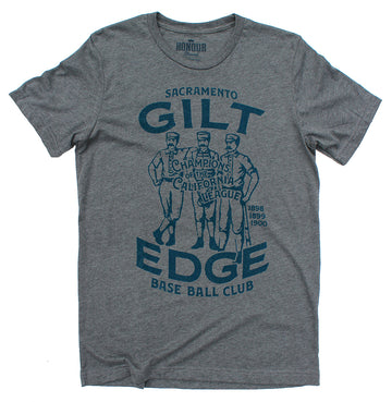 Gilt Edge Baseball T-Shirt
