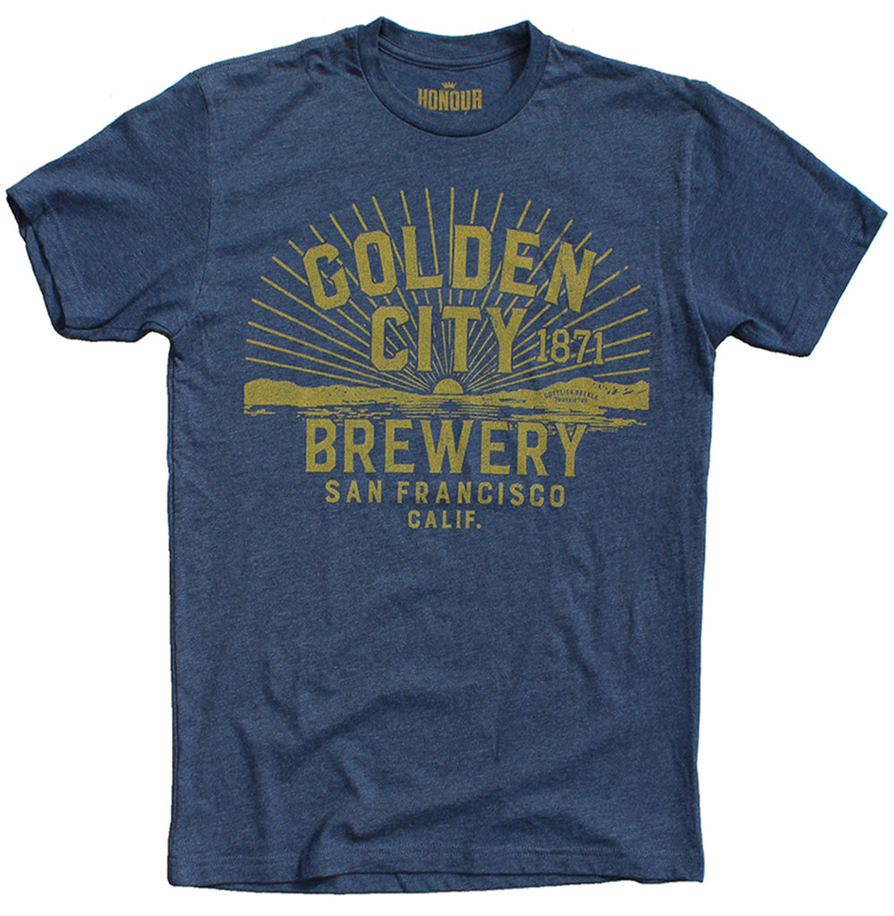 Golden City Brewery T-Shirt
