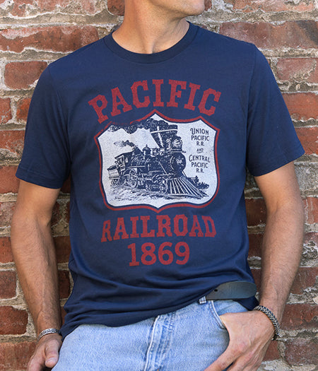 Pacific Railroad T-Shirt