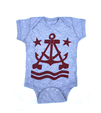Anchor A Onesie