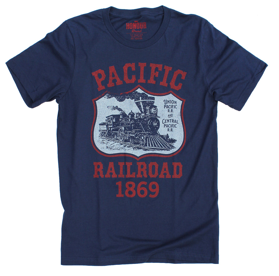 Pacific Railroad Tee