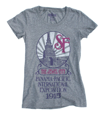 Women's San Francisco Jewel City T-Shirt