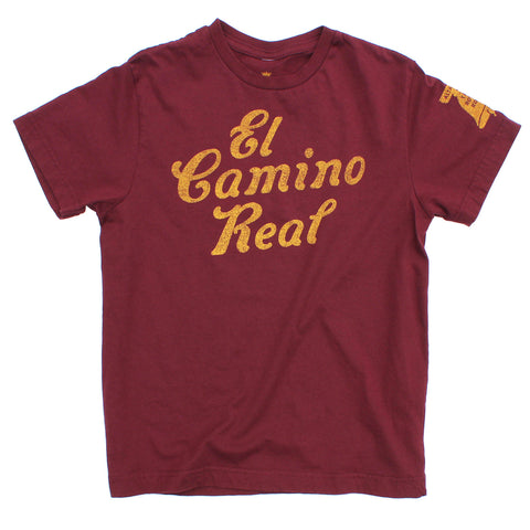 Kids El Camino Real T-Shirt