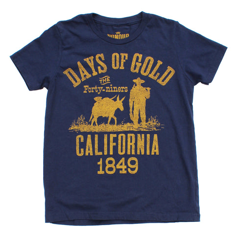 Kids Days of Gold T-Shirt