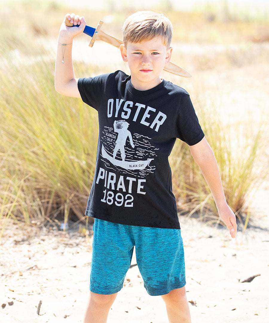 Kids Oyster Pirate T-Shirt