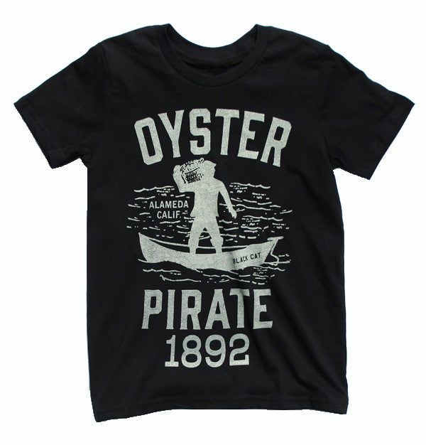 Kid's Oyster Pirate T-Shirt