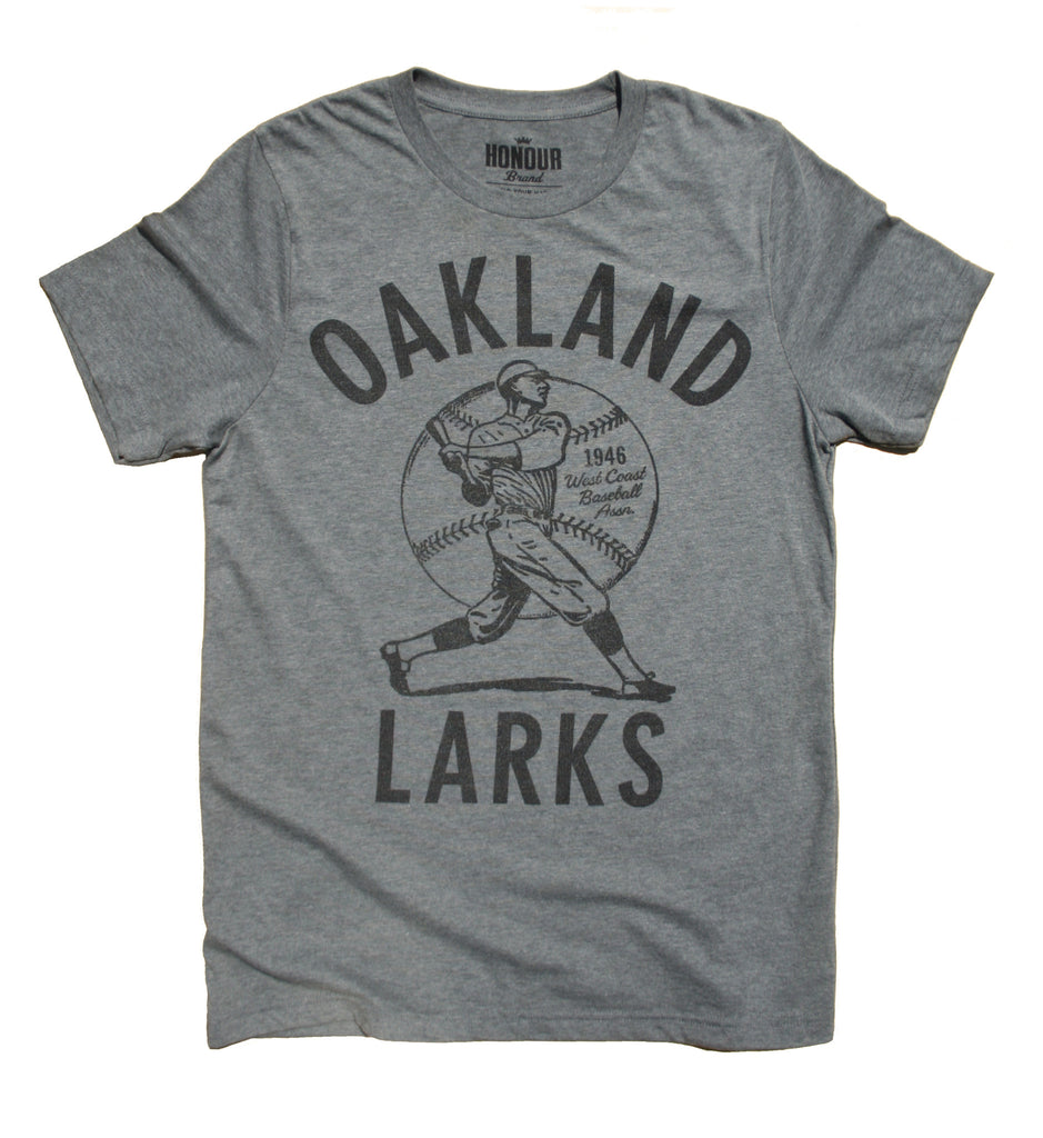 Oakland Larks Baseball T-Shirt