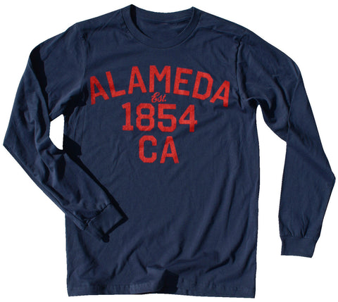 Alameda 1854 T-Shirt (Long Sleeve)