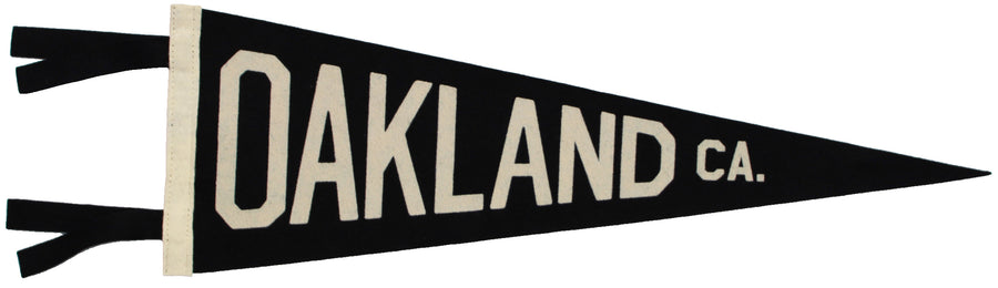 Oakland Pennant