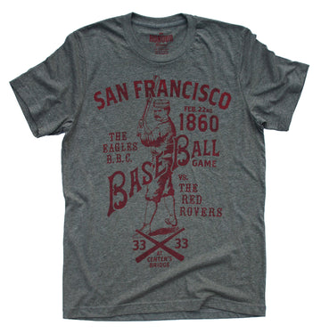 San Francisco Base Ball T-Shirt
