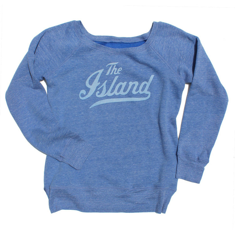 Women's Island Fleece Sweatshirt