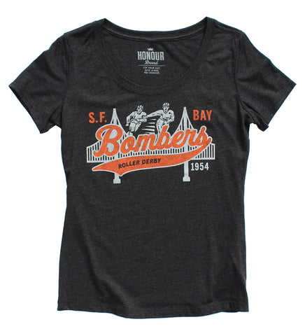 Women's Bay Bombers T-Shirt