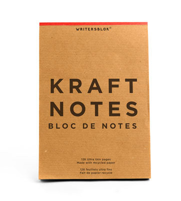 Kraft Notes Bloc De Notes