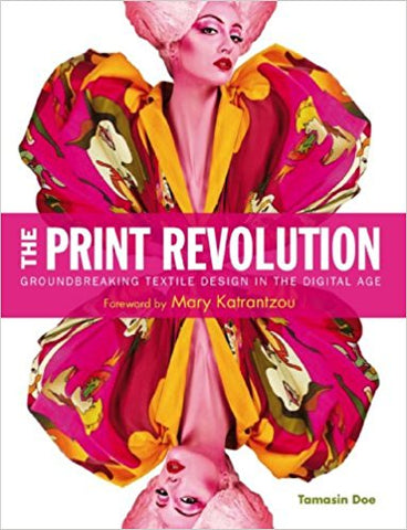 The Print Revolution - Groundbreaking Textile Design in the Digital Age