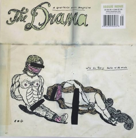 The Drama Issue Nine