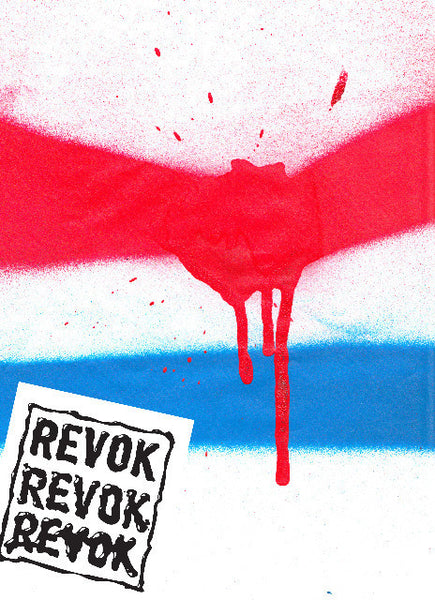 Revok - Made in Detroit (Hand Painted Cover)