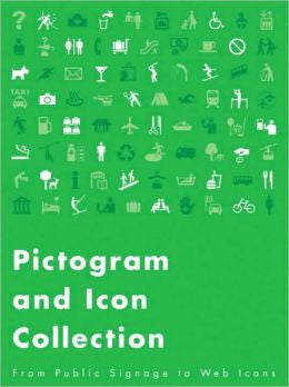 Pictogram & Icon Collection - From Public Signage to Wed Icons