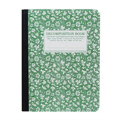 Large Decomposition Book Lined Pages