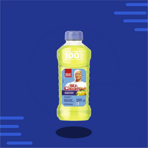 "Mr. Clean Antibacterial ""Summer Citrus"""