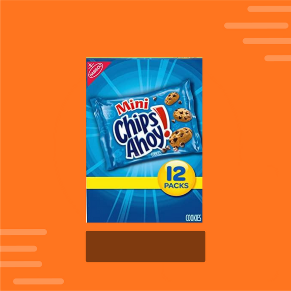 Chips Ahoy Minis