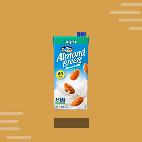 Leche de Almendras Almond Breeze