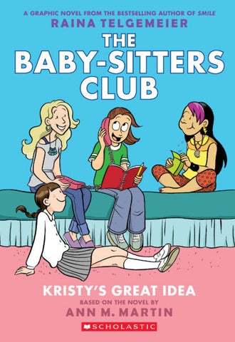 image of the book the Baby Sitters Club