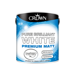 Crown Breatheasy Matt 2.5Ltr
