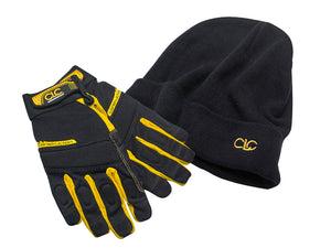 CLC Flexi-Grip Gloves & Beanie Hat