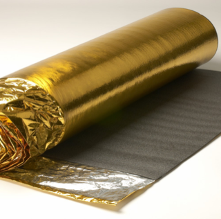 Gold Ultra Flooring Underlay 3mm