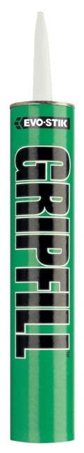 Evo-Stik Gripfill Gap Filling Adhesive 350Ml Cartridge