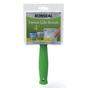 "4"" Ronseal Fence Life Brush"