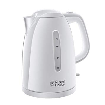 Russell Hobbs Textures White Kettle - 617113