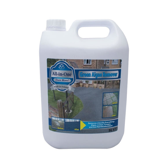 ALL-IN-ONE Green Algae Remover 5 Litre