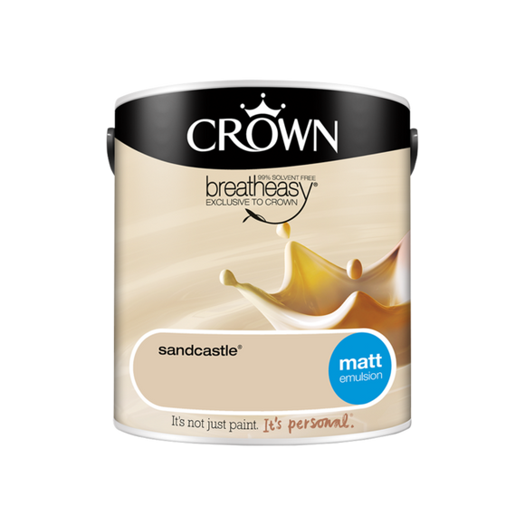 Crown Matt Sandcastle 2.5L
