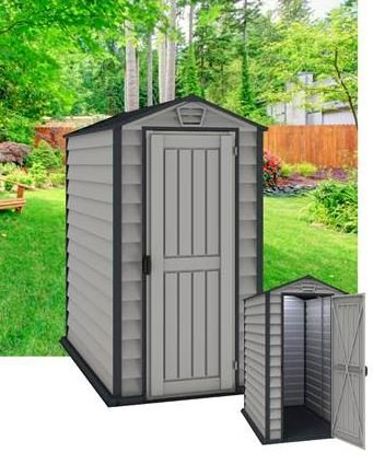 Duramax Evermore Shed 4Ft  X 6Ft