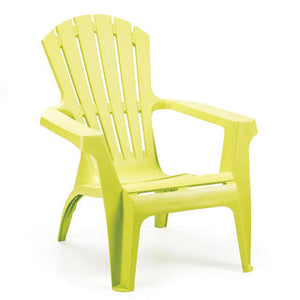 Brights Chair Lime Green (Out of Stock - Due in Late June)