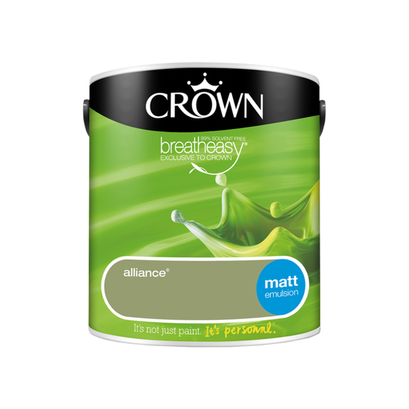 Crown Matt Alliance 2.5L