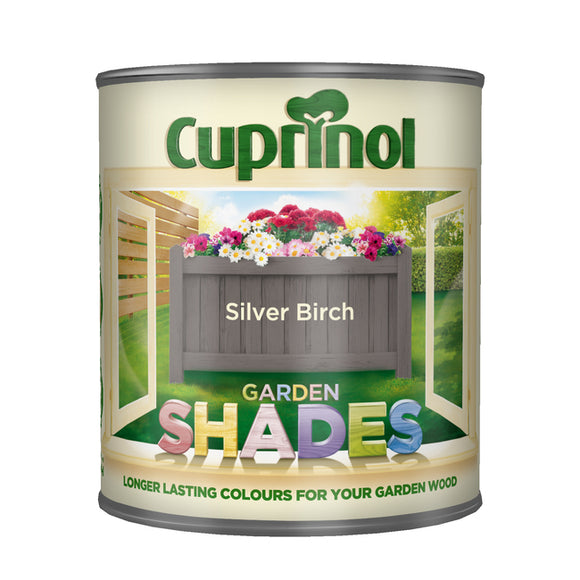 Cuprinol Garden Shades Silver Birch 1L
