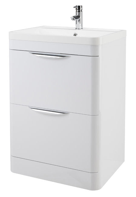 Parade Floor Standing 2 Drawer Unit 600mm