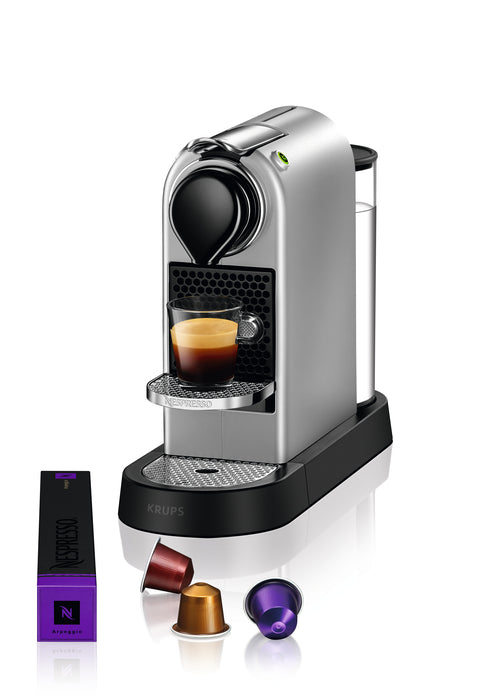 Nespresso Citiz Krups Pod Coffee Machine - 646065