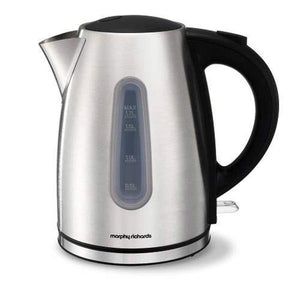 Morphy Richards 1.7L Jug Kettle - Stainless Steel - 61228
