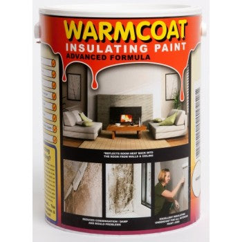 Warmcoat Thermilate Insulating Paint 5L - 76909
