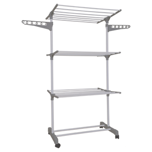 3 Tier Garment Rack Clothes Airer