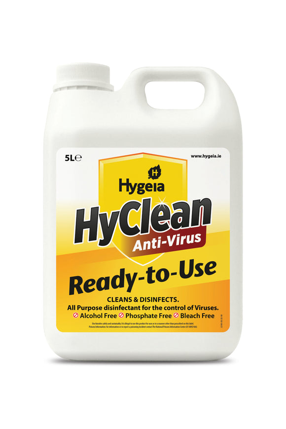 Hygeia Hyclean Anti-Virus 5L - 805143