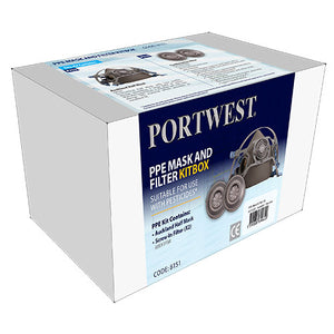 Portwest PPE Mask & Filter Kit