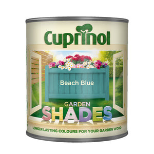 Cuprinol Garden Shades Beach Blue 1L