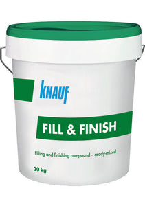 Sheetrock Fill & Finish Joint Compound 20Kg Bucket