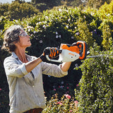 STIHL - Cordless Hedge Trimmer - HSA 56 with AK 10 and AL 101 Charger